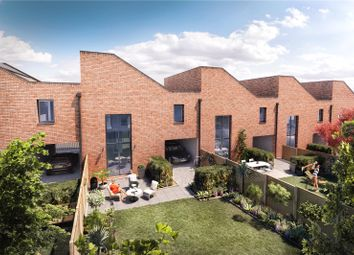 Thumbnail 3 bed terraced house for sale in The Hangar District Brabazon Bristol