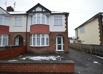 Thumbnail 3 bed semi-detached house for sale in Cecily Road, Cheylesmore, Coventry, West Midlands