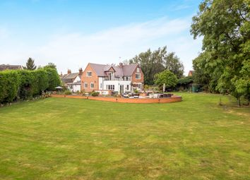 Thumbnail 5 bedroom detached house for sale in Woodshop Lane, Swarkestone, Derby