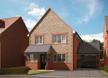 Thumbnail 4 bed detached house for sale in Bartons Road, Havant, Hampshire