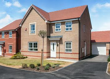 Thumbnail 4 bed detached house for sale in Coleman Street, Pontefract