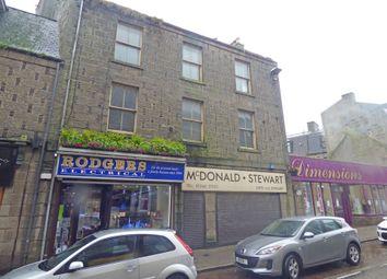 Thumbnail Retail premises for sale in High Street, Fraserburgh