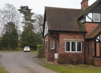 2 bed semi-detached house to rent in Sandy Lane, Cranage, Crewe CW4