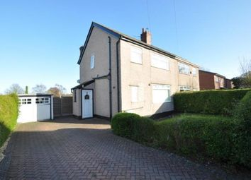 Thumbnail 3 bed semi-detached house for sale in Thorncroft Drive, Barnston, Wirral
