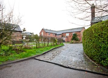 Thumbnail 4 bed barn conversion for sale in Maiden Bower Farm, Pinfold Lane, Knowsley
