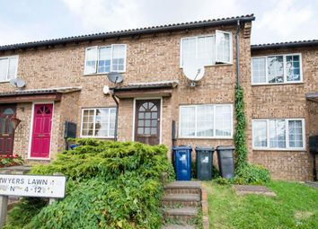 Thumbnail 2 bed terraced house to rent in Sawyers Lawn, London