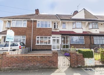Thumbnail 3 bed terraced house to rent in West Hill Drive, Dartford, Kent