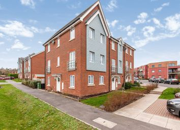 Thumbnail Town house for sale in Weavers Close, Eastbourne