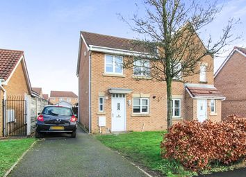 Thumbnail 2 bed semi-detached house to rent in Bamber Avenue, Buckshaw Village, Chorley