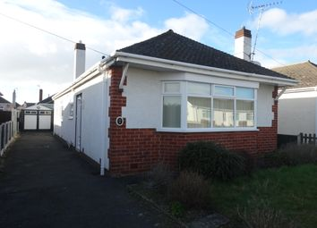 Thumbnail 2 bed detached bungalow to rent in Kearsley Drive, Rhyl