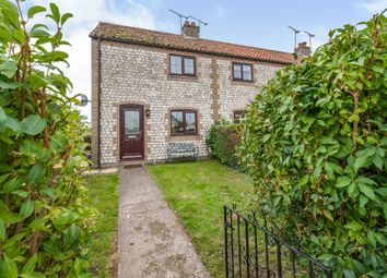 Thumbnail 2 bed property for sale in West End, Northwold, Thetford