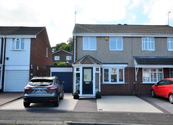 Thumbnail 3 bed semi-detached house for sale in Deaconsfield Close, Chapel Garth, Sunderland
