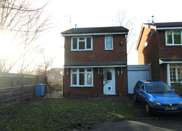 Thumbnail 3 bed detached house for sale in Alverton Close, Widnes