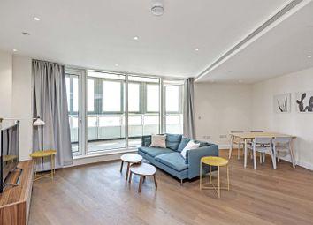 Thumbnail 2 bed flat to rent in Sophora House, Vista Chelsea Bridge Wharf, London