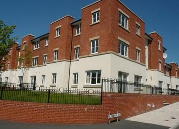 Thumbnail 2 bed flat to rent in Woodlands Hall, Bradshaw Street, Wigan