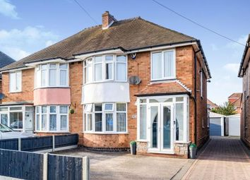 3 bed semi-detached house for sale in Whateley Crescent, Castle Bromwich, Birmingham, West Midlands B36