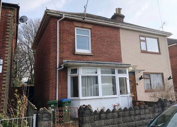 Thumbnail 3 bedroom semi-detached house for sale in Hewitts Road, Freemantle, Southampton, Hampshire