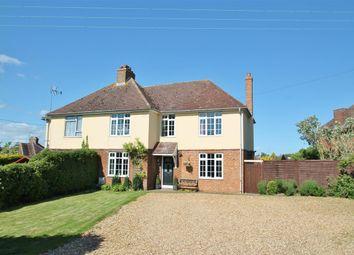 Thumbnail 4 bed semi-detached house to rent in New Road, Drayton Parslow, Milton Keynes
