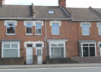 Thumbnail 3 bed terraced house to rent in Taunton Road, Bridgwater