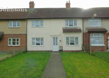 Thumbnail 3 bedroom terraced house for sale in Emerson Avenue, Stainforth, Doncaster.