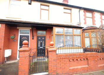 Thumbnail 2 bed terraced house for sale in Canterbury Avenue, Blackpool, Lancashire