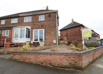 Thumbnail 3 bed semi-detached house for sale in Pinfold Avenue, Norton, Stoke-On-Trent