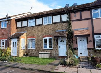 Thumbnail 2 bedroom terraced house for sale in Readers Close, Dunstable