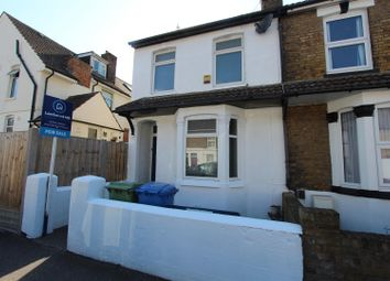 Thumbnail 3 bed end terrace house for sale in Burley Road, Sittingbourne