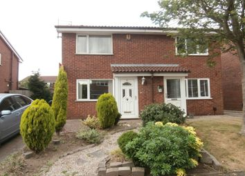 Thumbnail 2 bed semi-detached house to rent in Hoxton Close, Bredbury, Stockport