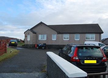 Thumbnail 4 bed bungalow for sale in Isle Of Barra, Isle Of Barra