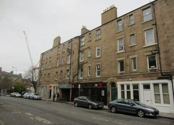 Thumbnail 1 bed flat to rent in Broughton Road, Edinburgh