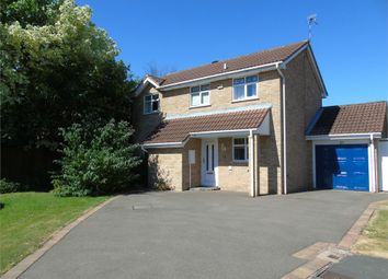 Thumbnail 3 bed detached house to rent in Harwood Drive, Hinckley