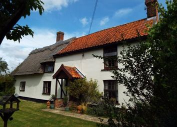 Thumbnail 4 bedroom detached house for sale in Ashfield, Stowmarket, Suffolk