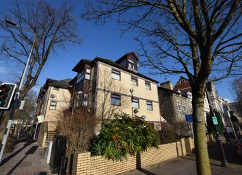Thumbnail 1 bed flat to rent in West Grove Court, The Parade, Roath, South Glamorgan