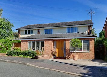 Thumbnail 4 bed detached house for sale in Wimborne Close, Sawbridgeworth, Hertfordshire