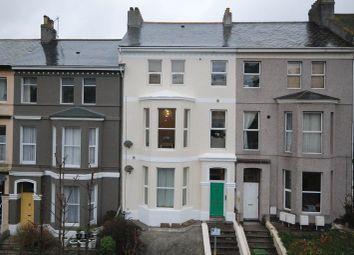 Thumbnail 1 bedroom flat for sale in Ermington Terrace, Mutley, Plymouth