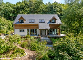 Thumbnail 5 bedroom detached house for sale in Chagford, Newton Abbot, Devon