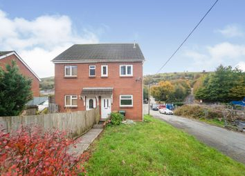 3 bed semi-detached house for sale in Stanley Street, Senghenydd, Caerphilly CF83