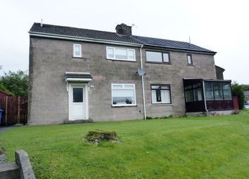 Thumbnail 3 bed semi-detached house for sale in Strathcona Place, Murray, East Kilbride