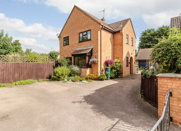 Thumbnail 4 bed detached house for sale in Canmore Close, Huntingdon, Cambridgeshire