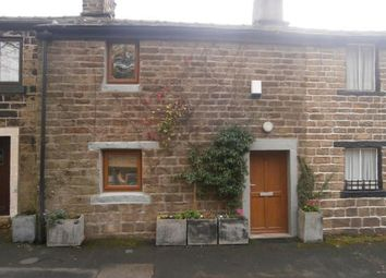 Thumbnail 1 bed cottage to rent in Helmshore Road, Holcombe, Bury