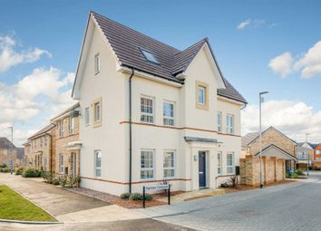 4 bed semi-detached house for sale in Agrippa Crescent, Fairfields, Milton Keynes MK11
