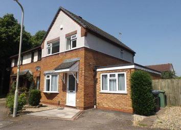 Thumbnail 3 bed end terrace house for sale in Rolleston Close, Market Harborough, Leicestershire, .