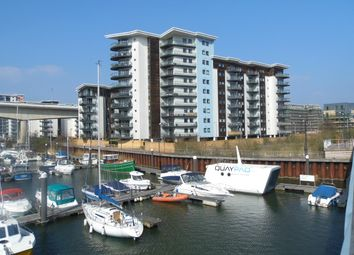 Thumbnail 2 bed flat to rent in Alexandria, Watkiss Way, Cardiff Bay, Cardiff