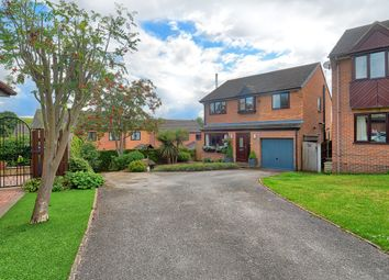 Thumbnail 4 bed detached house for sale in Camerory Way, New Whittington, Chesterfield