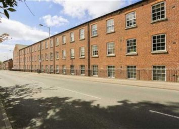Thumbnail 2 bed flat for sale in Manor Road, Woodley, Stockport
