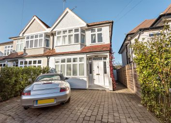 Thumbnail 4 bed semi-detached house for sale in Sandpits Road, Petersham, Richmond