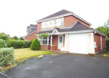 Thumbnail 4 bed detached house for sale in California Close, Great Sankey, Warrington, Cheshire