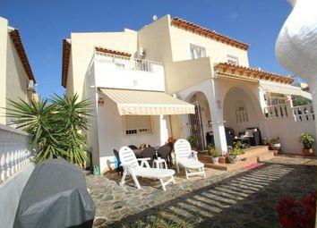Thumbnail 3 bed semi-detached house for sale in Panorama Golf, Villamartin, Costa Blanca, Valencia, Spain