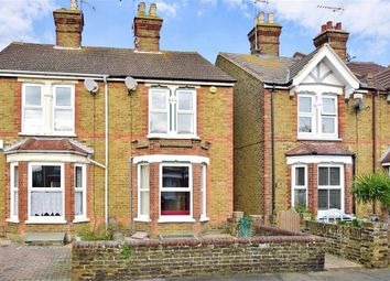 Thumbnail 2 bed semi-detached house for sale in Athelstan Road, Faversham, Kent